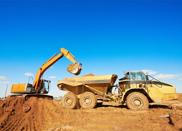 earth-moving-industry